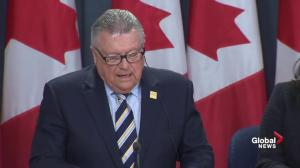 Marijuana law until this point has been 'an abject failure': Goodale